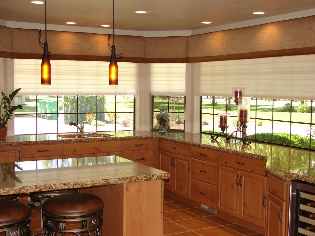 Our past work for a home kitchen